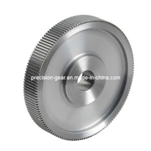 Spur Gear, Steel Grinding Gear pictures & photos