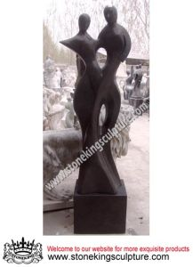 Stone Abstract Statue, Abstract Sculpture, Stone Carving (SK-2412) pictures & photos