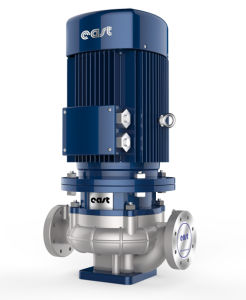 Centrifual Horizontal Chemical Pump with CE Certificate