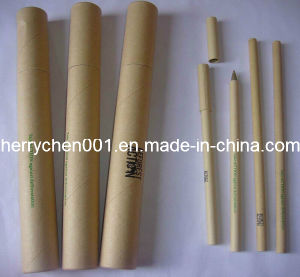 4pk Recycled Hb Paper Pencil + Recycled Paper Ball Pen (SKY-210) pictures & photos