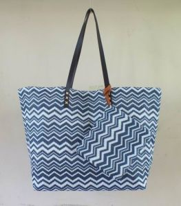 Beach Bag, Made in Polyester, Available in Different Designs pictures & photos