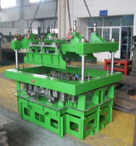 Assembly Fixture for The Engine Block Core Assembling