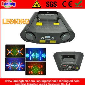 8W RGB LED 150MW Rg Laser Light (LE660RG) pictures & photos