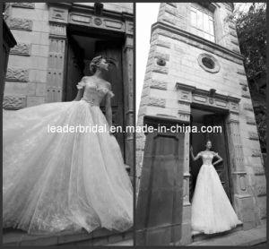 Design Lace Wedding Dress Corset Bridal Wedding Gown Wang42 pictures & photos