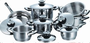 Stainess Cookware (Model No: 1029)