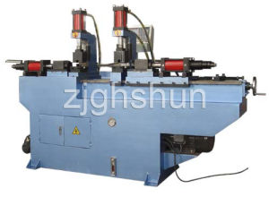 Double-head Pipe End Shaping Machine (TM-50D) pictures & photos