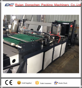 Reclosable Zipper Bag Making Machine for Feezer or Food Storage (BC-800)