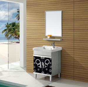 New Model Stainless Steel Bathroom Furniture (T-9442B) pictures & photos