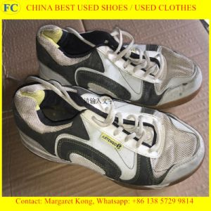 Cheap Big Size Used Shoes Second Hand Shoes pictures & photos