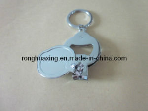 Large Nail Clipper with Key Holders and Bottle Opener N-638V pictures & photos