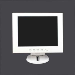 10.4 Inch 1024X768 1000CD/M2 High Brightness High Resolution Desktop Computer POS LCD Monitor with USB D-SUB AV HDMI