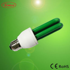 2u Colorful Energy Saving Lamp (Green)