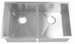 Handmade Stainless Steel Sink-Hm3219-D