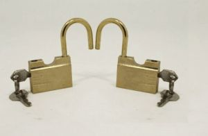 35mm High Quality Security Brass Padlock pictures & photos