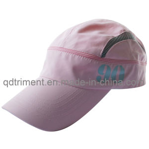 Custom Outdoor Soft Microfiber Mesh Fabric Sport Hat (TMR0700) pictures & photos