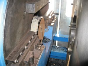 Pipe Cutting and Grooving at The Same Time Machine (FPCBM-12A) pictures & photos