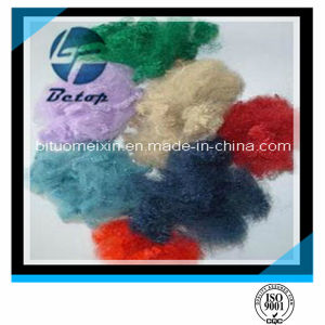 Dope Dyed Color Polyester Staple Fiber PSF/ Recycled PSF pictures & photos