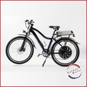 World No. 1 Leisure Electric Bike/Pedelc/7 Speed Cassette /Lithium Battery and Charge Included From 400W -1000W pictures & photos