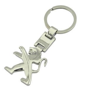 Zinc Alloy Promotion Excellent Metal Car Keychain (F1088) pictures & photos