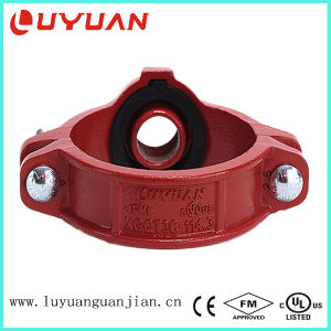 High Quality Ductile Iron Grooved Pipe Coupling for Fire Sprinkler Protection System pictures & photos