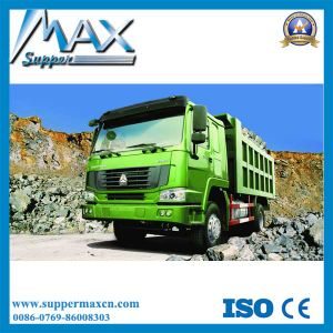 4.6m Sinotruk HOWO 4*2 Dump Truck LHD Drive pictures & photos
