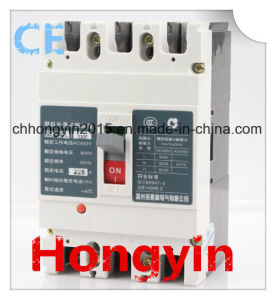 China Hym1-225L Low Voltage MCCB Circuit Breaker Switch pictures & photos