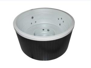 Round-Design Acrylic Massage SPA Big Tub (M-3506) pictures & photos