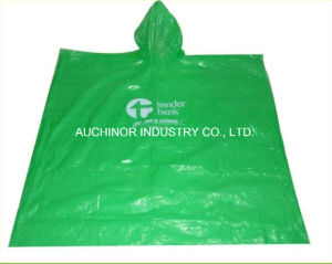 Promotional Customized Poncho Disposable Raincoats pictures & photos