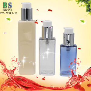 100ml, 120ml Pet Plastic Square Bottle pictures & photos