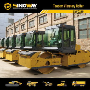 Sinoway 14 Ton Tandem Vibratory Roller pictures & photos