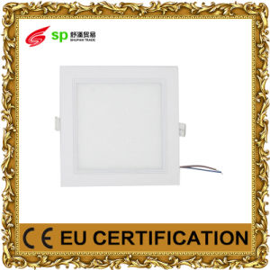 LED Lighting Embedded Square Ladder Shaped Panel Light AC85-265V