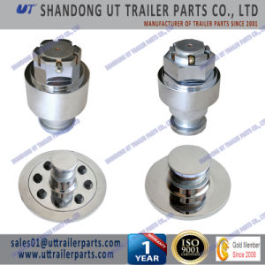 """3.5""""/ 90mm Bolt Connecting King Pin for Semi Trailer, Trailer and Truck pictures & photos"""