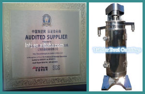 Coconut Oil Centrifuge Separator GF105j pictures & photos