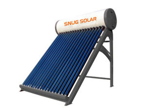 Household Compact Unpressurized Solar Hot Water Heater pictures & photos
