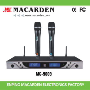 Good Sound Quality Wireless Microphone (MC-9009)
