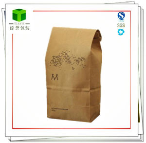 Kraft Paper Bags for Food and Coffee Packaging pictures & photos