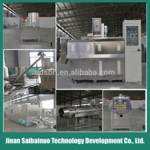 Continuous Automatic Animal Food Machine pictures & photos