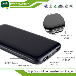 Mobile Power Bank 10000mAh, Power Banks and USB Chargers, Mobile Power Supply pictures & photos
