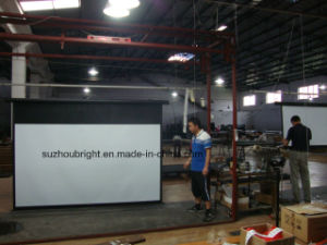 Motorised Screen/Projector Electronic Screens/Automatic Projector Screen