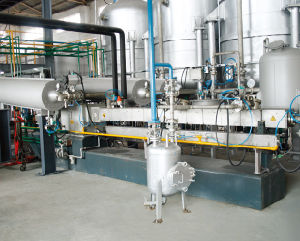 Twin-Screw Neutral Silicone Sealant Automatic Production Line pictures & photos
