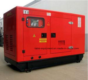50 Kw / 62.5 kVA Silent Diesel Generator Powered by Cummins Engine (DG-62.5C) pictures & photos