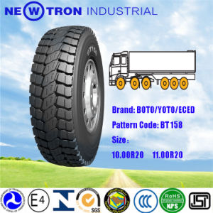 Boto Cheap Price Truck Tyre 10.00r20, Mining Construction Road Truck Tyre pictures & photos