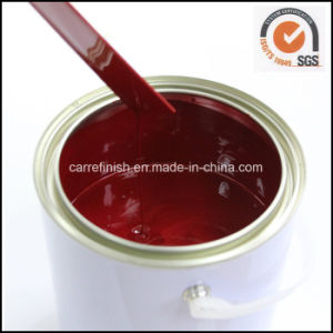 Widely Used Red Crystal Pearl Crystal Auto Refinish pictures & photos
