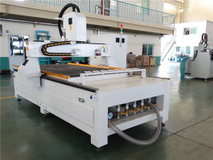 Atc CNC Wood Cabinet Engraving Router Machine for Hot Sale pictures & photos