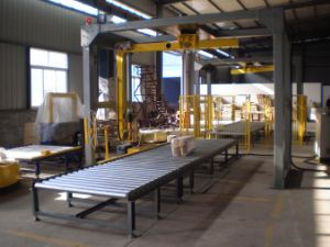 High Speed Rotary Arm Stretch Wrapping Machine pictures & photos