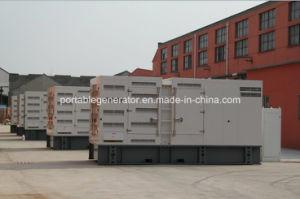 Super Silent Diesel Generator Cummins Generator 1250kVA (YMC-1200) pictures & photos