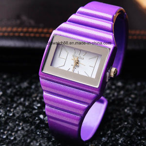 Wholesale Candy Bangle Watch Bracelet for Ladies Women pictures & photos