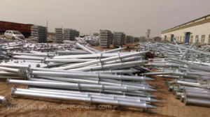 Factory Based High DIP Galvanized Ground Screw pictures & photos