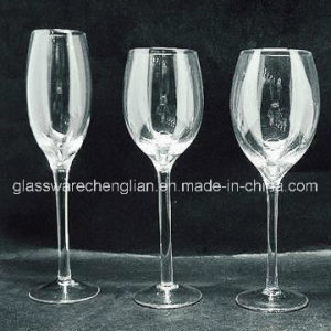 Competitive Price of Clear Wine Glass (B-WG029) pictures & photos