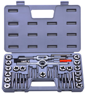 39PCS Tap and Die Tool Kit (MM007) pictures & photos
